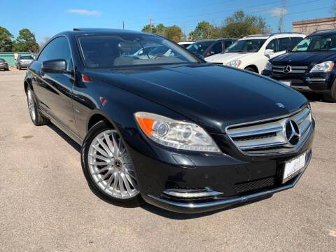 2012 Mercedes-Benz CL-Class for sale at KAYALAR MOTORS in Houston TX