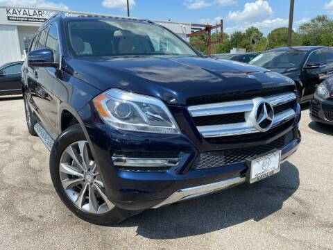 2013 Mercedes-Benz GL-Class for sale at KAYALAR MOTORS in Houston TX