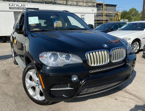 2013 BMW X5 for sale at KAYALAR MOTORS in Houston TX