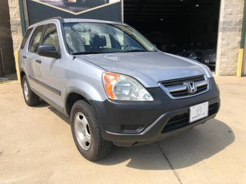 2004 Honda CR-V for sale at KAYALAR MOTORS Garage in Houston TX