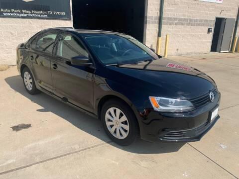 2014 Volkswagen Jetta for sale at KAYALAR MOTORS Garage in Houston TX