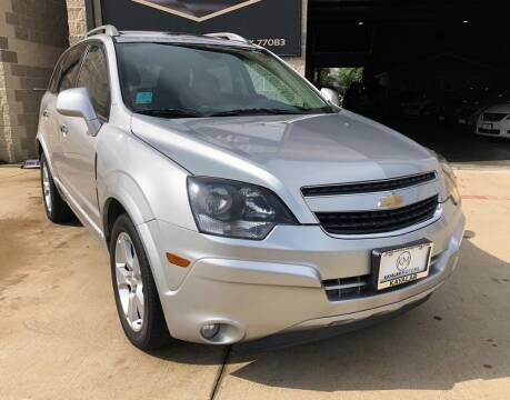 2015 Chevrolet Captiva Sport for sale at KAYALAR MOTORS Garage in Houston TX