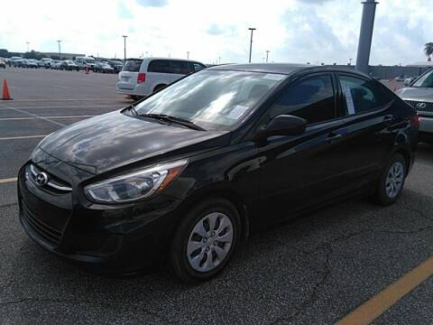 2016 Hyundai Accent for sale at KAYALAR MOTORS in Houston TX