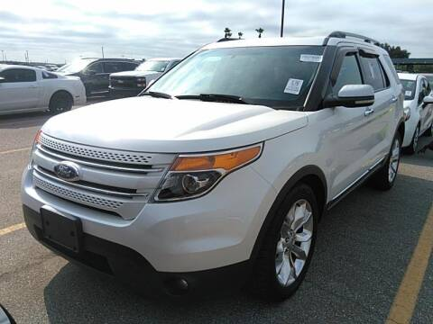 2012 Ford Explorer for sale at KAYALAR MOTORS in Houston TX