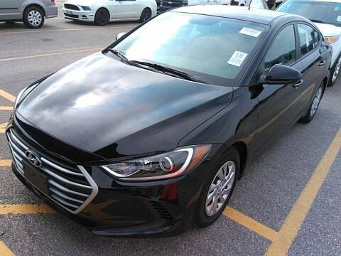 2017 Hyundai Elantra for sale at KAYALAR MOTORS in Houston TX