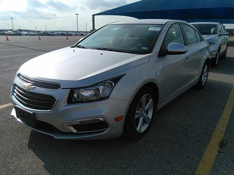 2016 Chevrolet Cruze Limited for sale at KAYALAR MOTORS in Houston TX