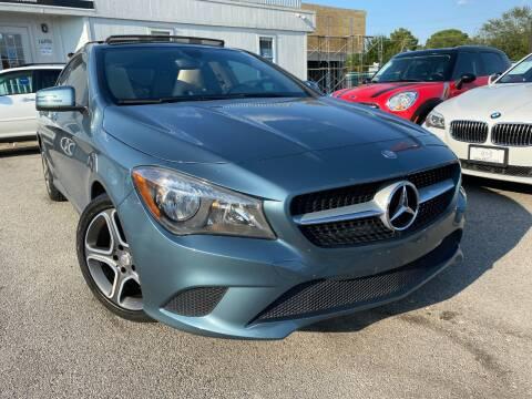 2014 Mercedes-Benz CLA for sale at KAYALAR MOTORS in Houston TX