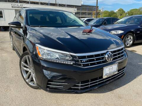 2017 Volkswagen Passat for sale at KAYALAR MOTORS in Houston TX