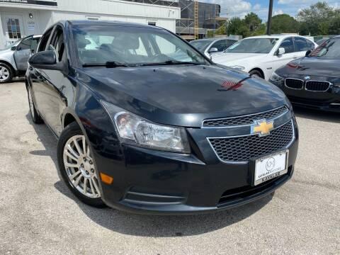 2014 Chevrolet Cruze for sale at KAYALAR MOTORS Garage in Houston TX