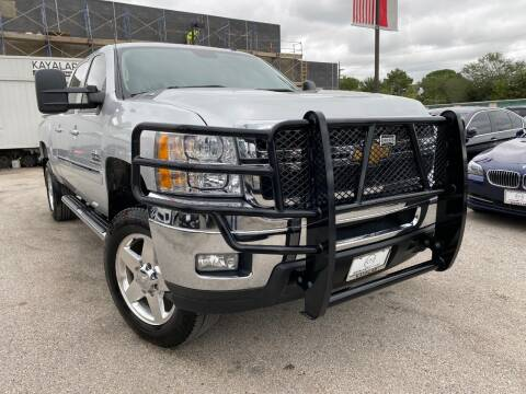 2014 Chevrolet Silverado 2500HD for sale at KAYALAR MOTORS in Houston TX