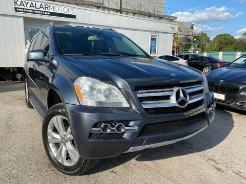 2011 Mercedes-Benz GL-Class for sale at KAYALAR MOTORS in Houston TX