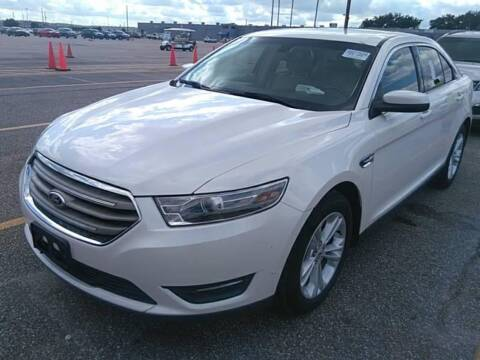2013 Ford Taurus for sale at KAYALAR MOTORS in Houston TX