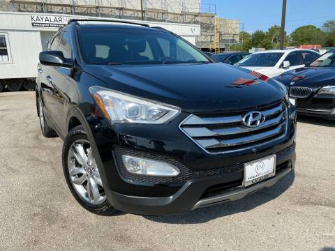 2013 Hyundai Santa Fe Sport for sale at KAYALAR MOTORS in Houston TX