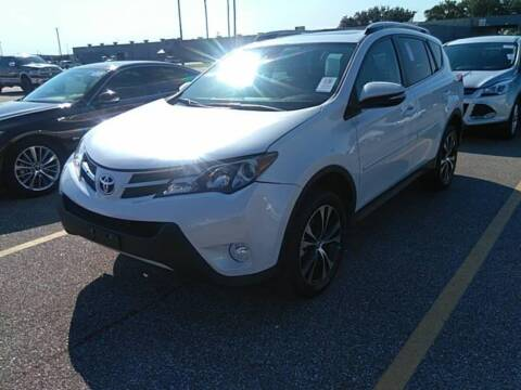 2015 Toyota RAV4 for sale at KAYALAR MOTORS in Houston TX