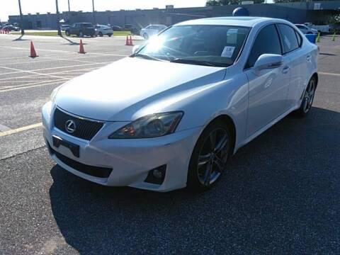 2012 Lexus IS 250 for sale at KAYALAR MOTORS in Houston TX