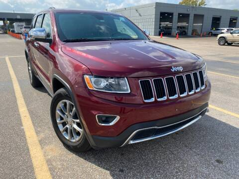 2016 Jeep Grand Cherokee for sale at KAYALAR MOTORS in Houston TX