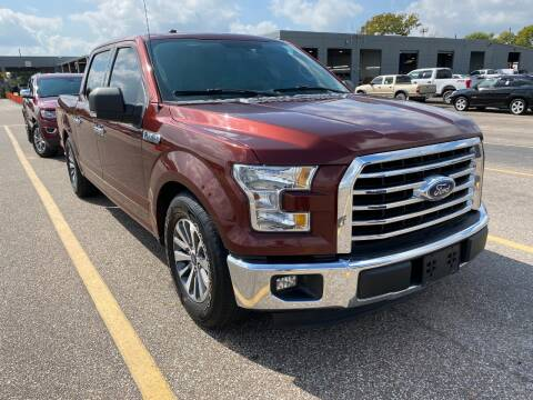 2016 Ford F-150 for sale at KAYALAR MOTORS in Houston TX