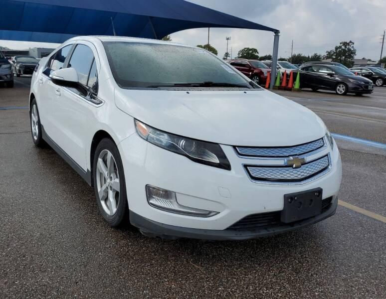 2013 Chevrolet Volt for sale at KAYALAR MOTORS in Houston TX