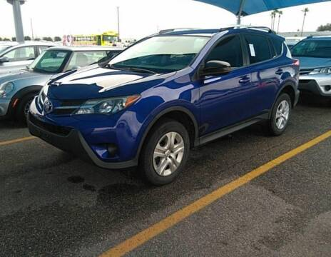 2014 Toyota RAV4 for sale at KAYALAR MOTORS in Houston TX