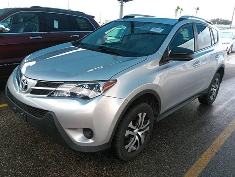 2014 Toyota RAV4 for sale at KAYALAR MOTORS in Houston TX