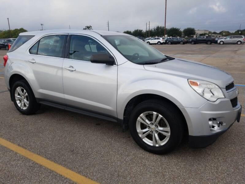 2012 Chevrolet Equinox for sale at KAYALAR MOTORS Garage in Houston TX