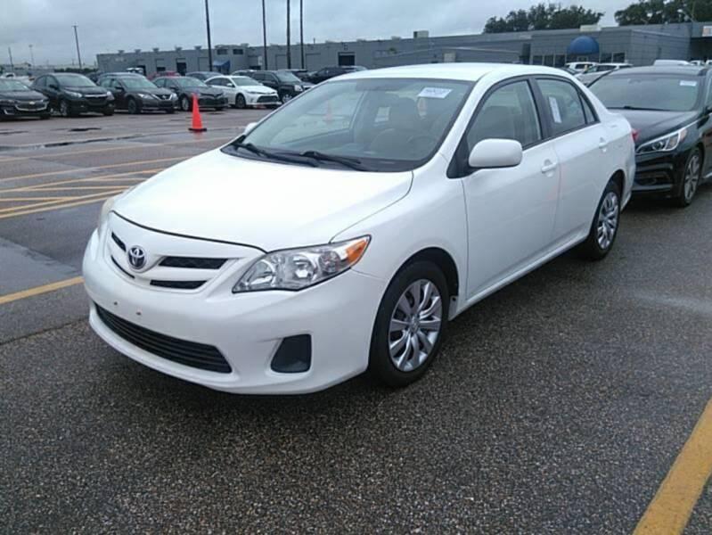 2012 Toyota Corolla for sale at KAYALAR MOTORS in Houston TX