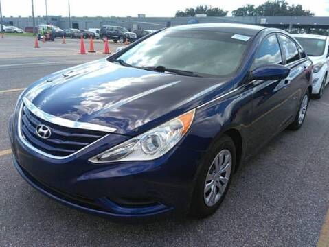 2012 Hyundai Sonata for sale at KAYALAR MOTORS in Houston TX