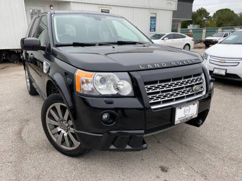 2009 Land Rover LR2 for sale at KAYALAR MOTORS in Houston TX