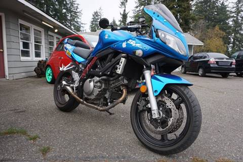 2006 Suzuki SV650 for sale in Olympia, WA