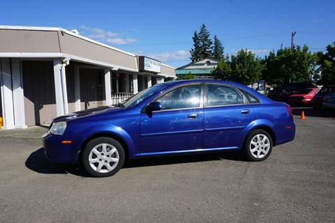 2004 Suzuki Forenza for sale in Olympia, WA