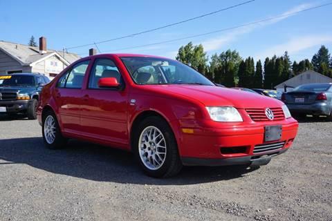 2001 Volkswagen Jetta for sale in Olympia, WA