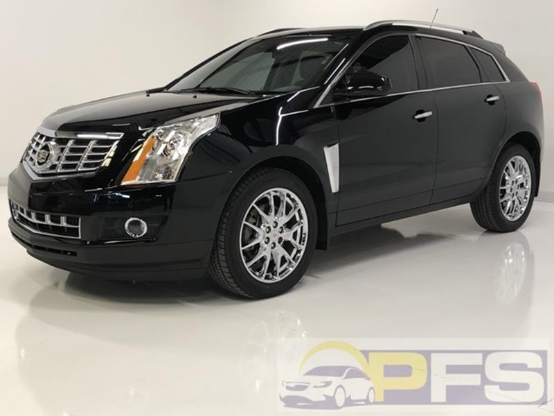 2015 Cadillac Srx Premium Collection In Tempe Az Less Stress Auto
