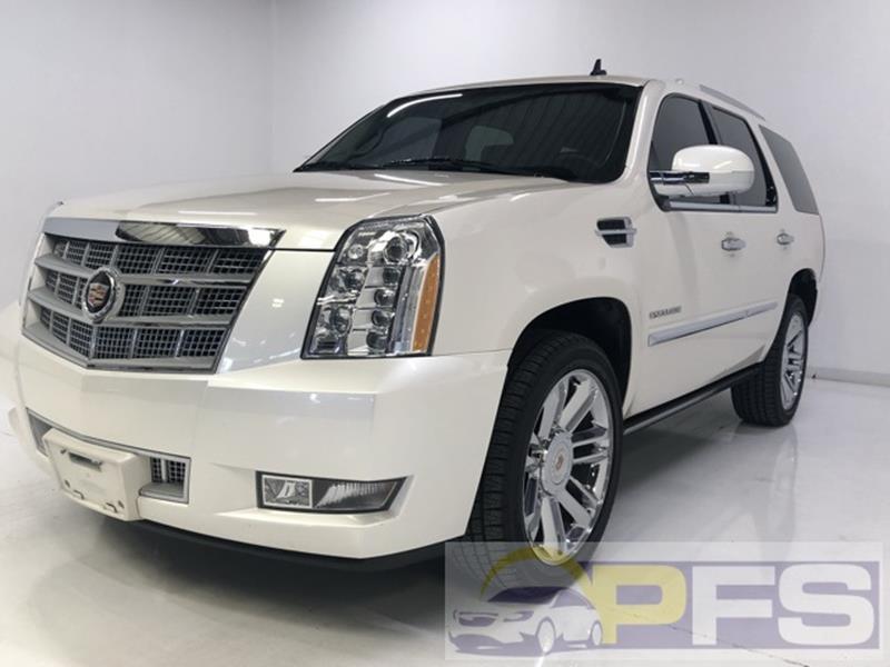 2013 Cadillac Escalade Platinum Edition In Tempe Az Less Stress Auto