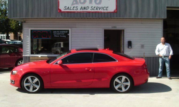 2010 Audi A5 2.0T quattro Prestige In South Sioux City NE - D & R ...
