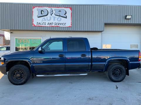 2002 Chevrolet Silverado 1500HD for sale in South Sioux City, NE