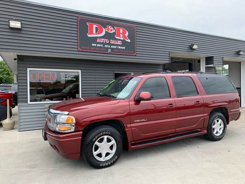 2001 GMC Yukon XL for sale in South Sioux City, NE
