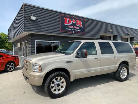 2004 Ford Excursion for sale in South Sioux City, NE