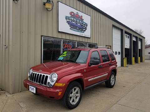 2006 Jeep Liberty for sale in Vermillion, SD