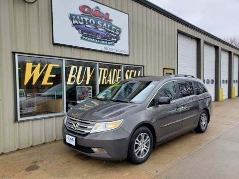 2011 Honda Odyssey for sale in Vermillion, SD