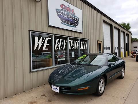 1996 Pontiac Firebird for sale in Vermillion, SD