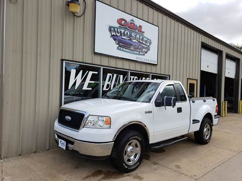 2008 Ford F-150 XLT for sale at C&L Auto Sales in Vermillion SD