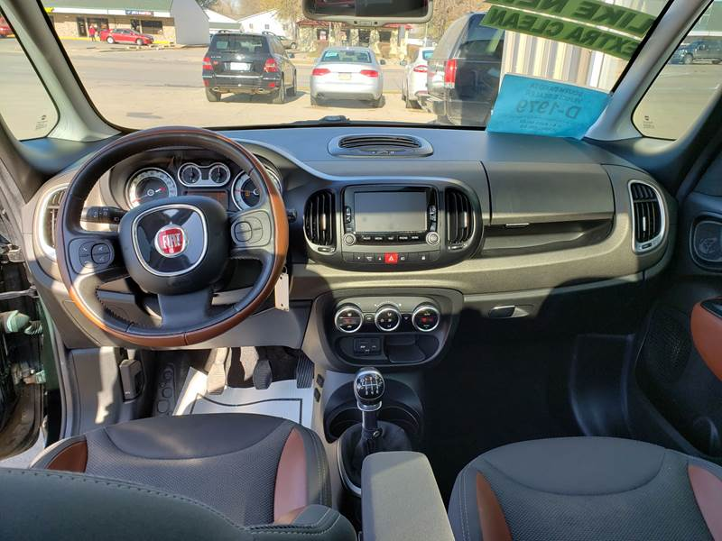 2014 FIAT 500L Trekking (image 8)