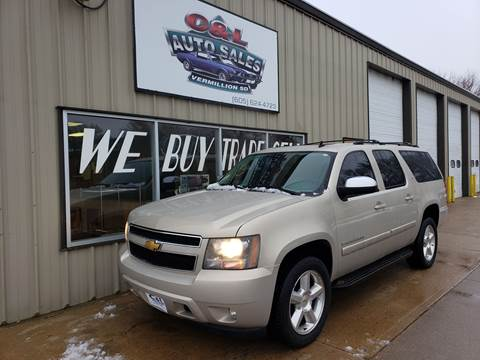 2008 Chevrolet Suburban LT 1500 for sale at C&L Auto Sales in Vermillion SD