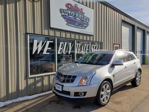 2010 Cadillac SRX Performance Collection for sale at C&L Auto Sales in Vermillion SD