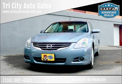 2010 Nissan Altima for sale in Schenectady, NY