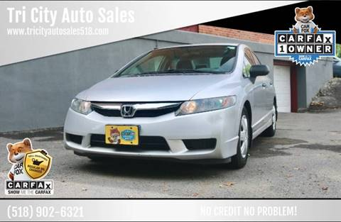 2010 Honda Civic for sale in Schenectady, NY