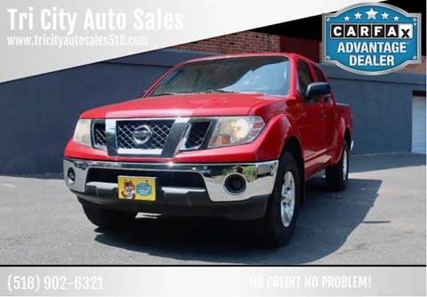 2009 Nissan Frontier for sale in Schenectady, NY
