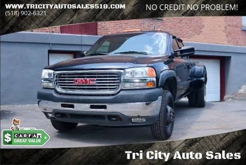 2002 GMC Sierra 3500 for sale in Schenectady, NY