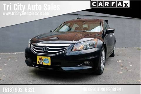2012 Honda Accord for sale in Schenectady, NY