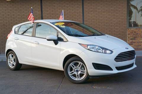 2017 Ford Fiesta for sale at Fuego's Cars in Miami FL
